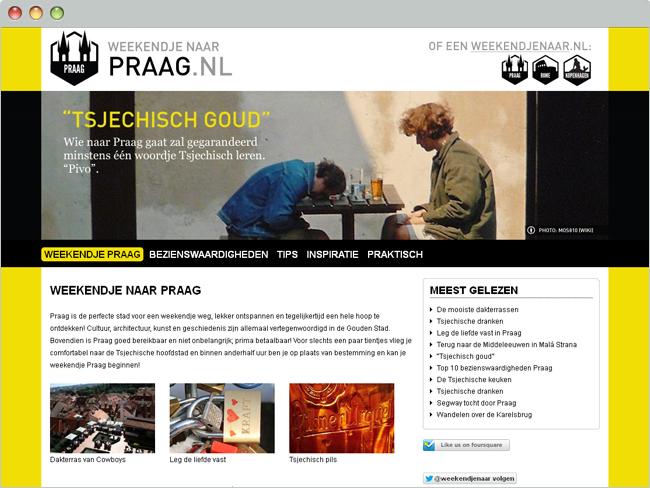 Weekendje naar Praag screenshot